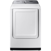 DVE50R5200W/A3 7.4 cu. ft. Electric Dryer with Sensor Dry
