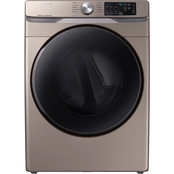 Samsung 7.5 cu. ft. Electric Dryer with Steam Sanitize+
