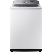 WA50R5200AW/US 5.0 cu. ft. Top Load Washer with Active WaterJet in White