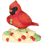 Heart of Christmas Presents for the Birds Figurine
