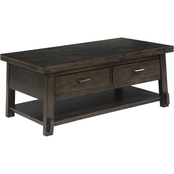 Chelsea Home Furniture Brooke View Coffee Table