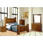 Chelsea Home Furniture Hide Away Pistol Bed