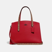 COACH Charlie Signature Carryall