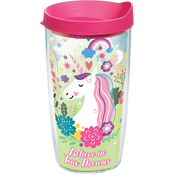BELIEVE IN DREAMS UNICORN 16 OZ