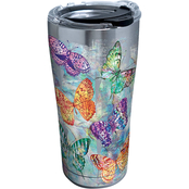 BUTTERFLY GLOW STAINLESS 20 OZ