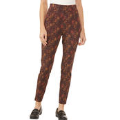 Passport Double Knit Printed Pant