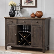 Chelsea Home Furniture Shelton Dining Server