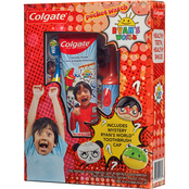 Colgate Kids Ryan's World Toothbrush and Toothpaste Holiday Gift Set