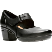 Clarks Emslie Lulin Mary Jane Dress Shoes