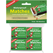Coghlans Waterproof Matches 4 pk.