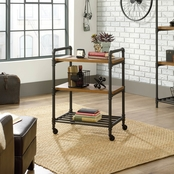 Sauder Iron City Multi Purpose Cart