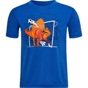 Under Armour Toddler Boys Dino Goalie Tee