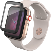 ZAGG InvisibleShield Glass Curve Elite Screen Protection for Apple Watch Series 4