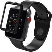 ZAGG InvisibleShield Glass Curve Elite Screen Protection for Apple Watch Series 3