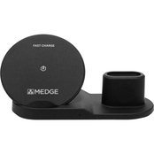 M-Edge Triple Charge Wireless Dock for Apple