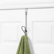 Zenna Home Over the Door Hook with Spacer