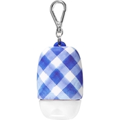 Bath & Body Works Gingham Pocketbac Holder