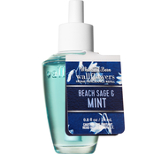 Bath & Body Works Beach House: Wallflowers Refill Beach Sage and Mint