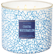 Bath & Body Works Beach House: 3 Wick Candle Coastal Watermelon