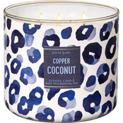 Bath & Body Works Beach House: 3 Wick Candle Copper Coconut