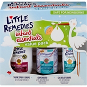 Little Remedies Infant Essentials Value Pack