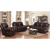 Component: Broadway 3-pc Reclining Set