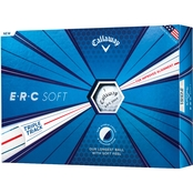 Callaway ERC Soft Triple Track Golf Ball 12 pk. Set