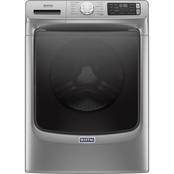 Maytag 4.8 cu. ft. Front Load Washer With Extra Power and 16 Hour Fresh Hold Option