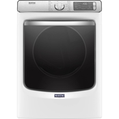 Maytag 7.3 cu. ft. Smart Front Load Gas Dryer with Extra Power and Sensing