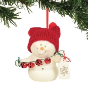 Snowbabies Jingle with Joy 2019 Hanging Ornament