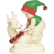 Snowbabies Quit Elfin' Around Figurine