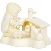Snowbabies Telling the Holy Story Figurine
