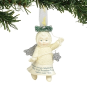 Snowbabies Guardian Peace Hanging Ornament