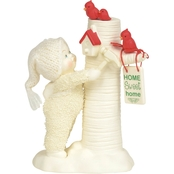Snowbabies Won't You be My Neighbor Figurine