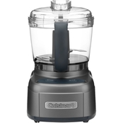 Cuisinart Elemental Collection 4 Cup Chopper/Grinder in Gunmetal