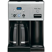 Cuisinart CoffeePlus Programmable Coffeemaker and Hot Water System
