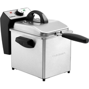 Compact 2-Quart Deep Fryer