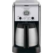 Extreme Brew 10-Cup Programmable Coffeemaker with Thermal Carafe
