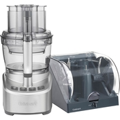 Elemental 13-Cup Food Processor in Stainless Steel