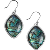 Lucky Brand Abalone Drop Earrings