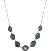 Lucky Brand Abalone Collar Necklace