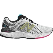 New Balance Women's W680CR6 Cushioned Running Shoes