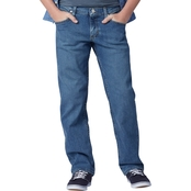 Lee Boys Relaxed Fit Tapered Leg Jeans