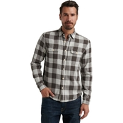 Lucky Brand Buffalo Check Workwear Shirt