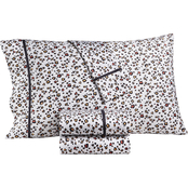 Whim By Martha Stewart Collection Novelty Print Sheet Set