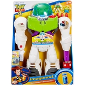 Fisher-Price Disney Pixar Imaginext Toy Story 4 Buzz Lightyear Robot