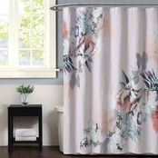 Christian Siriano Floral Shower Curtain