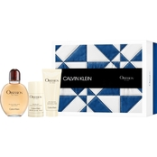 Calvin Klein Obsession for Men 3 pc Set
