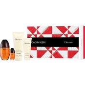 Calvin Klein Obsession 4 pc Set