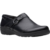 Clarks Women's Cheyn Fame Comfort Casual Shoes